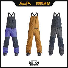 Airblaster 2021新品预售 Beast Bib 男款 背带裤