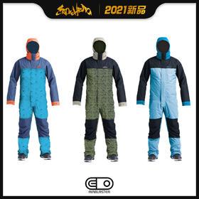 Airblaster 2021新品预售 Stretch Freedom Suit 男款 连体服