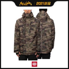 686 2021新品预售 GORE-TEX Core Jacket 男款 滑雪服