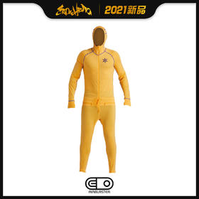 Airblaster 2021新品预售 Merino Ninja Suit 速干衣