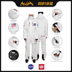 686&NASA合作款 2021新品预售 连体服