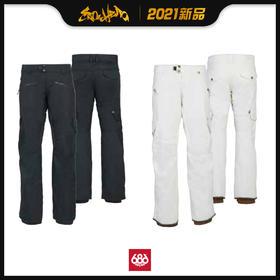 686 2021新品预售 Mistress Insulated Cargo Pant 女款 滑雪裤