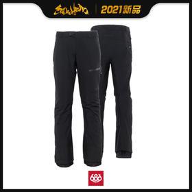 686 2021新品预售 GORE-TEXUtopiaInsulated Pant 女款 滑雪裤