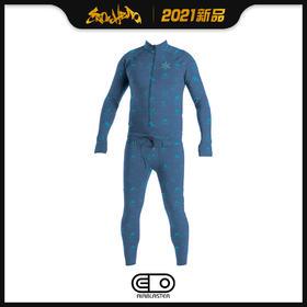 Airblaster 2021新品预售 Hoodless Ninja Suit 男款 速干衣
