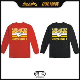 Airblaster 2021新品预售 Airblaster University Crew 长袖T桖