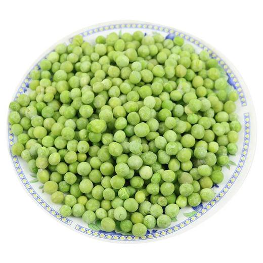 【冻品】新西兰进口青豆1000g 商品图1