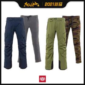 686 2021新品预售 SMARTY 3-in-1 Cargo Pant 男款 滑雪裤