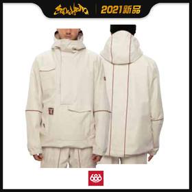 686 2021新品预售 Home Anorak 男款 滑雪服