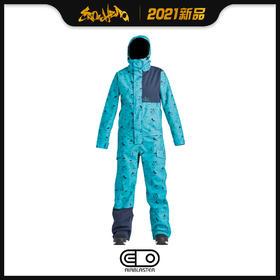 Airblaster 2021新品预售 W's Stretch Freedom Suit 女款 连体服