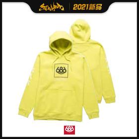686 2021新品预售 One World Pullover Hoody 男款 卫衣