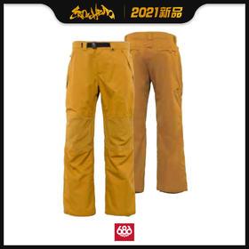 686 2021新品预售 Wide Glide Shell Pant 男款 滑雪裤