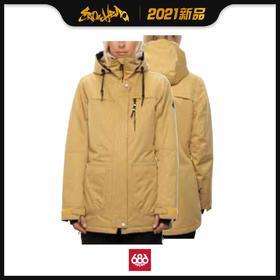 686 2021新品预售 Spirit Insulated Jacket 女款 滑雪服