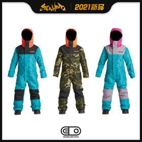 Airblaster 2021新品预售 Youth Freedom Suit 童款 连体服