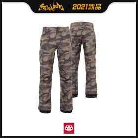 686 2021新品预售 GORE-TEX Core Pant 男款 滑雪裤