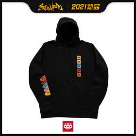 686 2021新品预售 Seinfeld Pullover Hoody 男款 卫衣