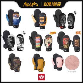 686 2021新品预售 Mountain Mitt 滑雪手套