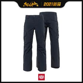 686 2021新品预售 GORE-TEX SMARTY 3-in-1 Cargo Pant 男款 滑雪裤