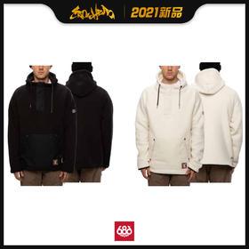 686 2021新品预售 Home Anorak Fleece 男款 卫衣