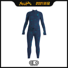 Airblaster 2021新品预售 Wms Hoodless Ninja Suit 女款 速干衣