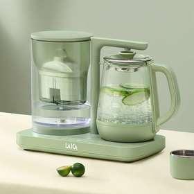 莱卡·净水养身壶 | 边滤水,边炖煮,好水煮茶更健康