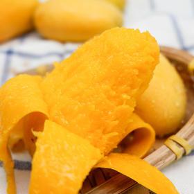现摘现发广西百色小台农芒果 皮薄核小 香甜嫩滑 垂涎欲滴的美味 5斤装/9斤装