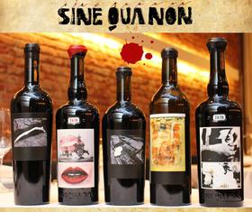 【北京• 最后一席】美国膜拜名庄Sine Qua Non珍稀晚宴,仅满分酒就有5款!