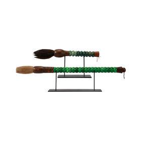 仿古毛笔礼物艺术摆件饰品Brush with stand