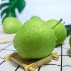 早酥梨当季水果脆甜香梨皮薄水足口感甘甜肉质透亮9斤