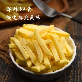 美式薯条 380g/袋(送2包番茄沙司)