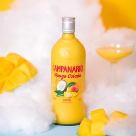 [卡裴娜芒果椰奶味利口酒]智利国酒皮斯科 原瓶进口 700ml