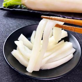 【闽家飨】闽南特色萝卜整根日式糖渍大根糖渍白萝卜480g*4条装