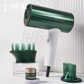 【专利设计】负离子胶原蛋白电吹风机