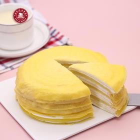 范记榴莲千层蛋糕