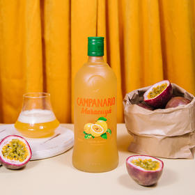 [卡裴娜百香果味利口酒]智利国酒皮斯科 原瓶进口 700ml
