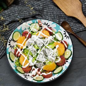 【沙拉】五彩缤纷沙拉 不少于五种水果