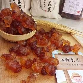 【雪燕CP】天然野生桃胶食用桃花泪 500克
