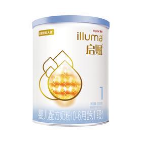 【蓝钻】启赋婴儿配方奶粉1段 350g/罐