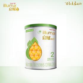【蕴萃】惠氏启赋 有机蕴萃 婴儿配方奶粉2段(6-12个月) 350g/罐