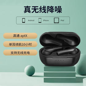 PaMu Slide/派美特  mini版 真无线蓝牙耳机 双麦降噪耳机