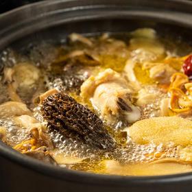云南野生菌十珍菌汤包10种滋补食材 一包炖一锅好烫 汤之灵魂 味道鲜美