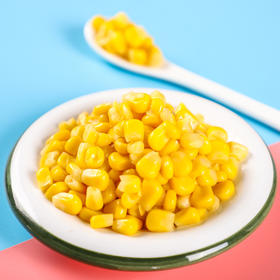 """倦鸟小厨甜玉米粒 非转基因优质品种""""脆王""""  叶黄素丰富 开袋即食"""