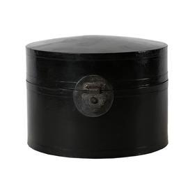 圆帽盒摆件收纳盒Hat box