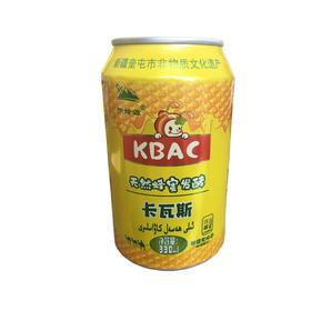 伊蜂源卡瓦斯 3罐(买3送1) 330ml/罐