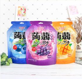 CJC蒟蒻果冻232g    葡萄味/芒果味/蓝莓味/原味