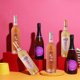 【6支混合】百元甜酒6支柔丝冰|拉博纳城堡|热情派对各2支