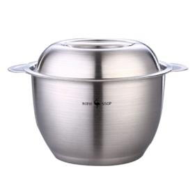 【油盆】油盆带盖家用商用猪油调料汤盆304不锈钢油缸厨房味盅