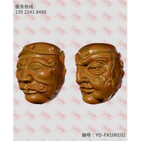 YD-FX100102 十八罗汉珠 立体圆雕图纸