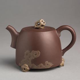 醉苏园茶器套组紫砂壶