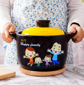 【汤锅】高温耐热陶瓷砂锅养生汤煲 礼品沙锅