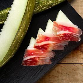 西班牙进口 5J伊比利亚火腿 纯种黑猪橡果喂养36个月风干后腿70克